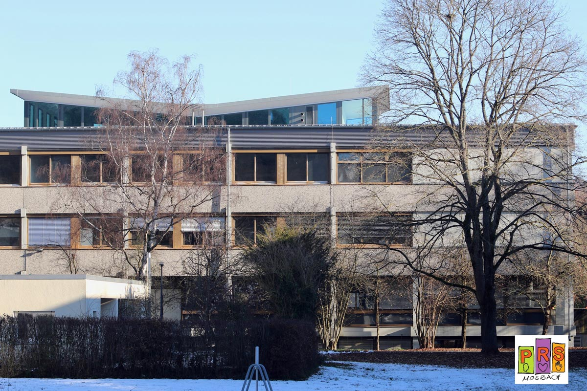 Hauptgebäude PRS